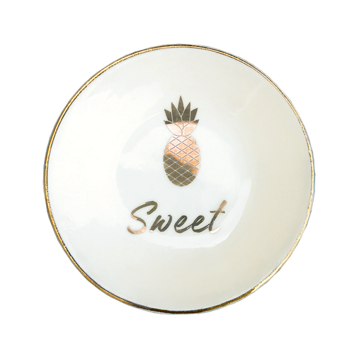 Happy & Golden Dishes - Sweet Pineapple