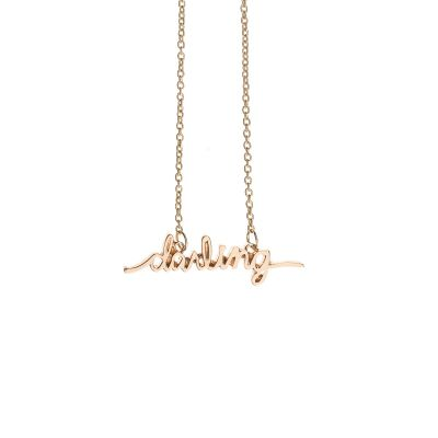 Statement Necklace, Darling