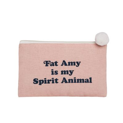 Cosmetic Bag, Fat Amy