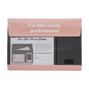 Paper Briefcase, Professional