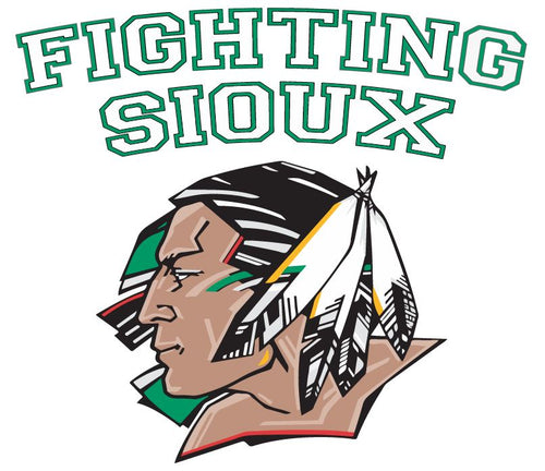Fighting Sioux - T-Shirt