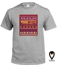 Load image into Gallery viewer, Minnesota Ugly Sweater - T-Shirt