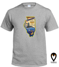 Load image into Gallery viewer, USS Illinois SSN-786 - T-Shirt