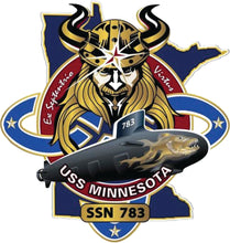 Load image into Gallery viewer, USS Minnesota SSN-783 - T-Shirt