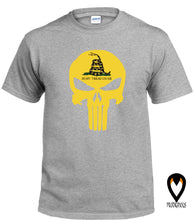 Load image into Gallery viewer, Don't Tread on Me - Punisher - T-Shirt