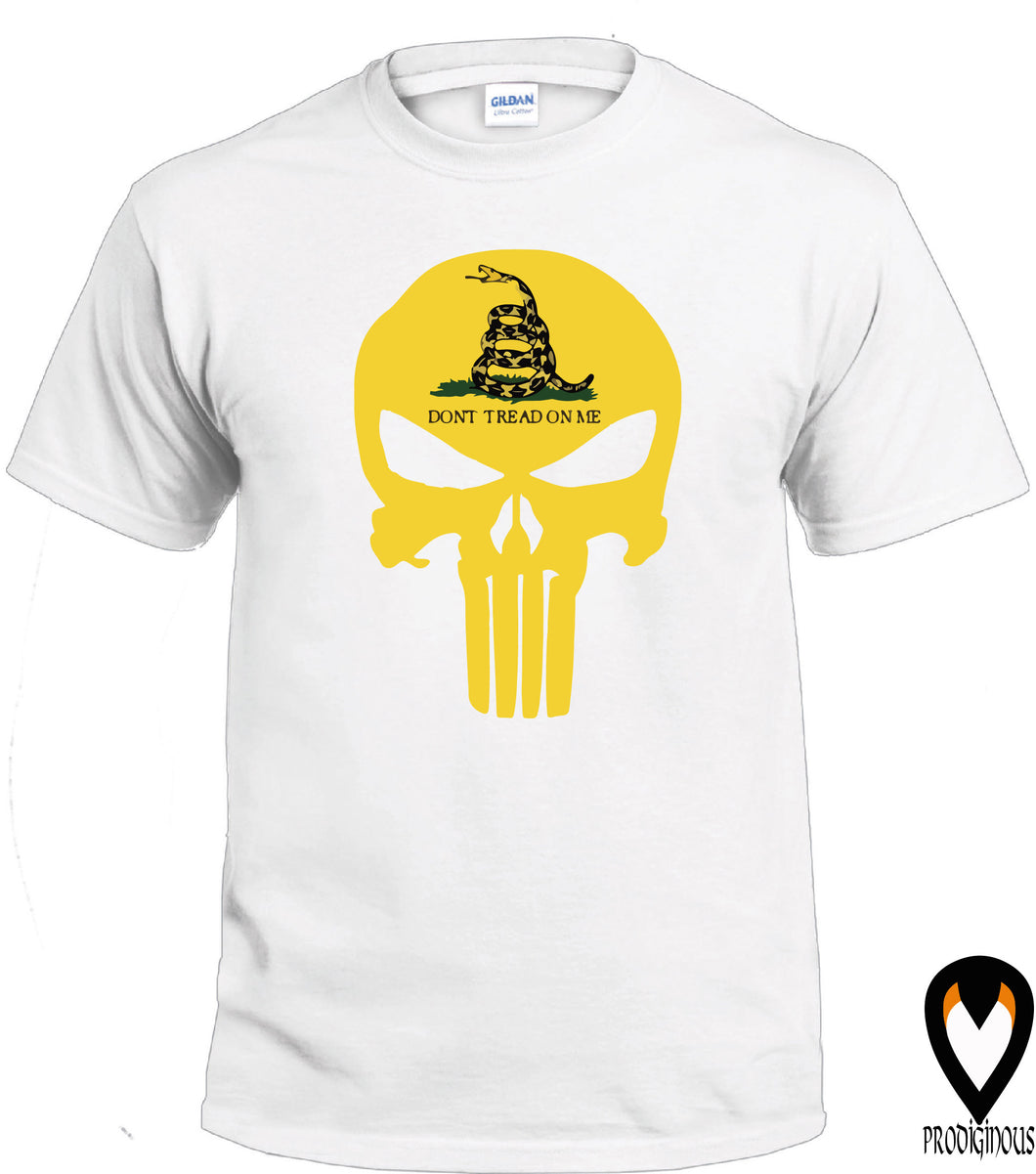 Don't Tread on Me - Punisher - T-Shirt