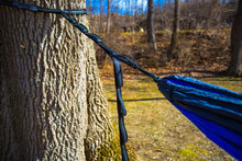 Load image into Gallery viewer, Hoop-Snake Ultralight Tent Hammock (Blue)