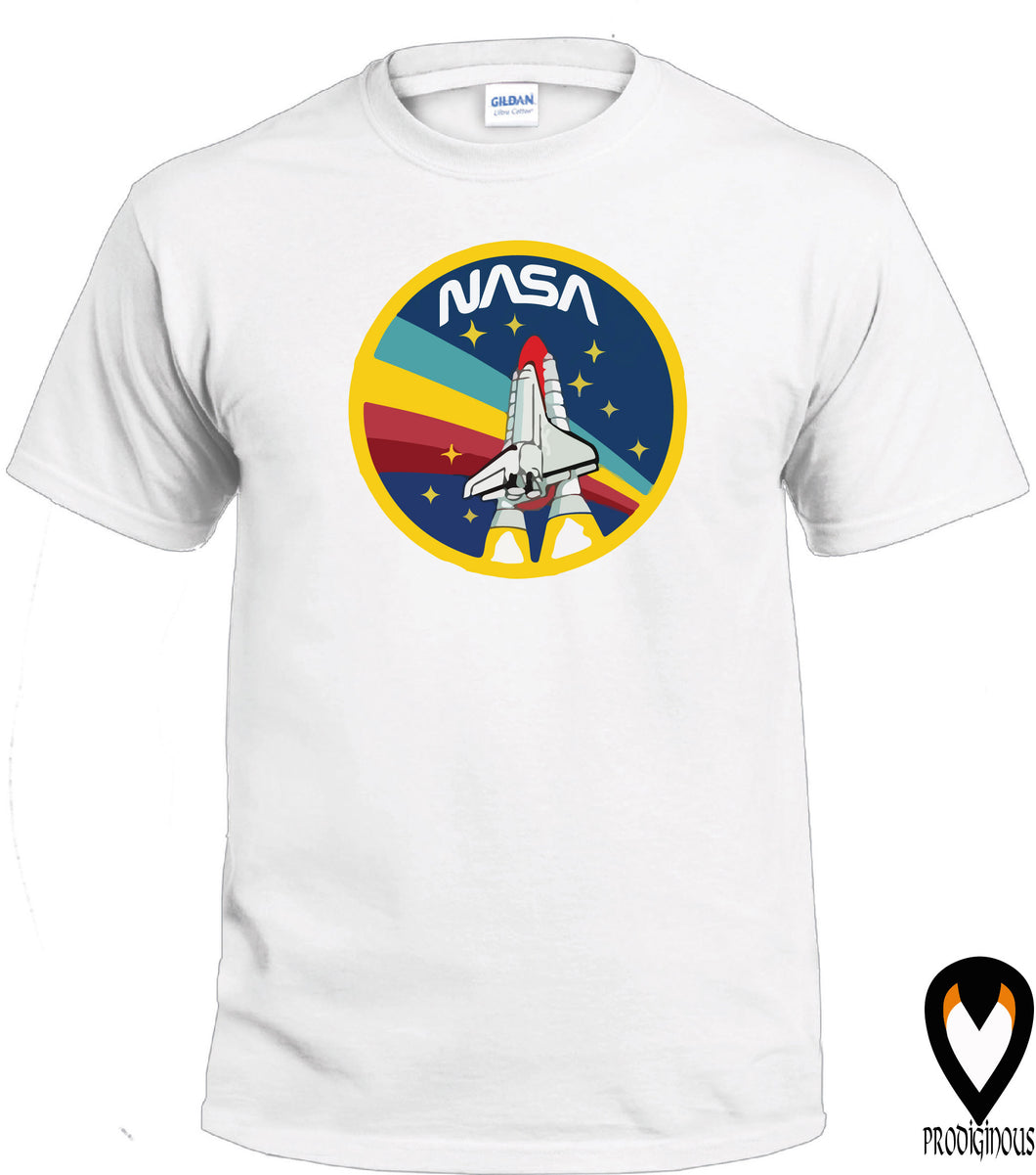 Vintage NASA Retro - T-Shirt