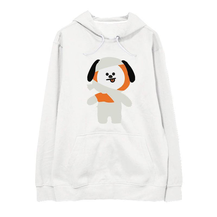 BT21 Halloween 'Oversized' Hoodie CHIMMY / M Gotamochi BTS MERCH BT21 MERCH KAWAII STORE