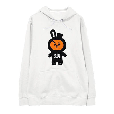 BT21 Halloween 'Oversized' Hoodie COOKY / M Gotamochi BTS MERCH BT21 MERCH KAWAII STORE