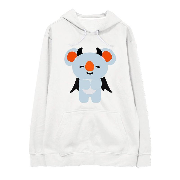 BT21 Halloween 'Oversized' Hoodie KOYA / M Gotamochi BTS MERCH BT21 MERCH KAWAII STORE