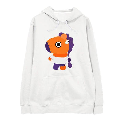 BT21 Halloween 'Oversized' Hoodie MANG / M Gotamochi BTS MERCH BT21 MERCH KAWAII STORE