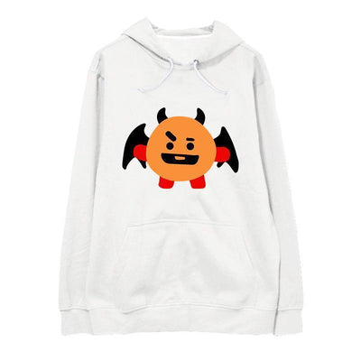 BT21 Halloween 'Oversized' Hoodie SHOOKY / M Gotamochi BTS MERCH BT21 MERCH KAWAII STORE