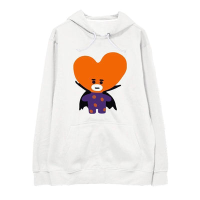 BT21 Halloween 'Oversized' Hoodie TATA / M Gotamochi BTS MERCH BT21 MERCH KAWAII STORE