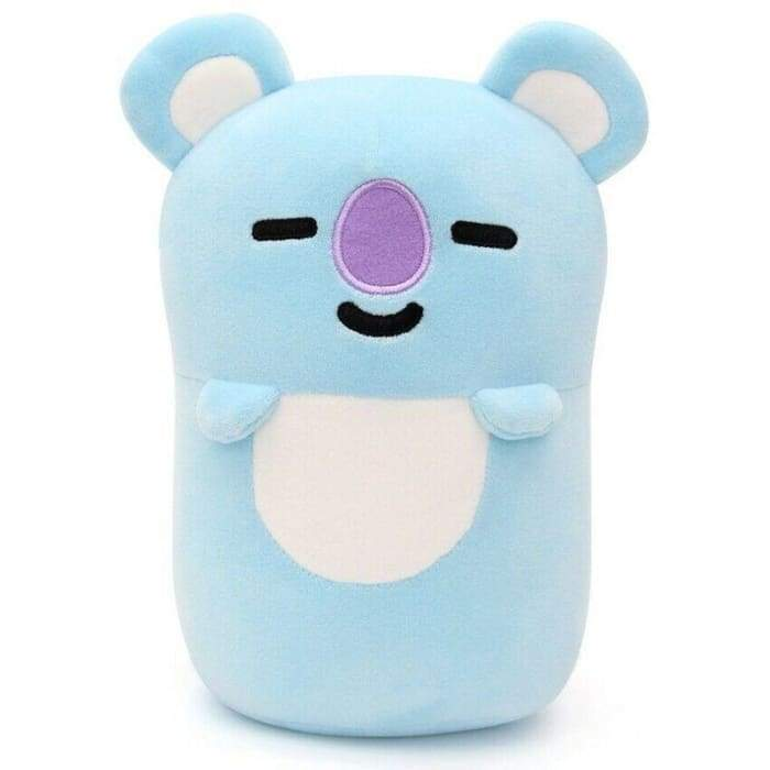 BT21 Mini Nap Standing Plush Pillow - GOTAMOCHI KPOP BTS MERCH KAWAII Shop - BT21