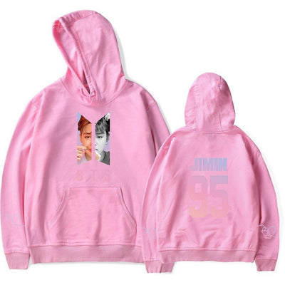 BTS Army Bias Pastel Hoodie Gotamochi BTS MERCH BT21 MERCH KAWAII STORE