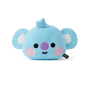 BTS BT21 Baby Face Flat Cushion 25x30cm / KOYA RAP MONSTER Gotamochi BTS MERCH BT21 MERCH KAWAII STORE