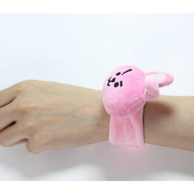 BTS BT21 Plush Hand Wrist Strap COOKY Gotamochi BTS MERCH BT21 MERCH KAWAII STORE