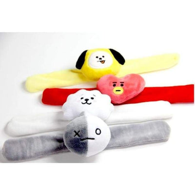 BTS BT21 Plush Hand Wrist Strap Gotamochi BTS MERCH BT21 MERCH KAWAII STORE