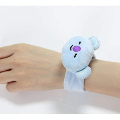 BTS BT21 Plush Hand Wrist Strap KOYA Gotamochi BTS MERCH BT21 MERCH KAWAII STORE