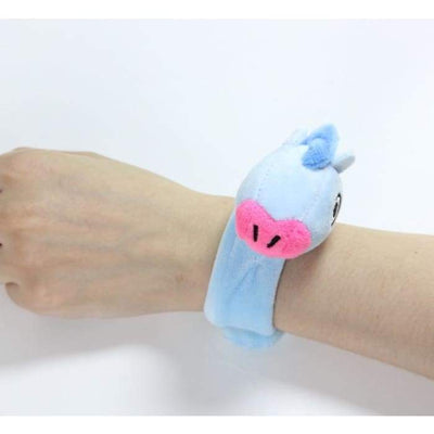 BTS BT21 Plush Hand Wrist Strap MANG Gotamochi BTS MERCH BT21 MERCH KAWAII STORE