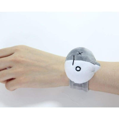 BTS BT21 Plush Hand Wrist Strap VAN Gotamochi BTS MERCH BT21 MERCH KAWAII STORE