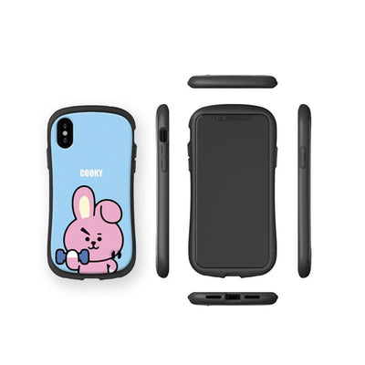 BTS BT21 Silicon Rubber iPhone Cases Gotamochi BTS MERCH BT21 MERCH KAWAII STORE