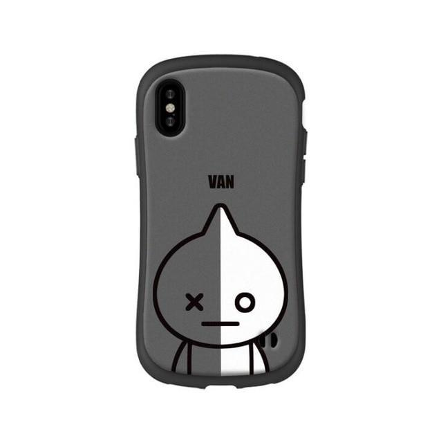 BTS BT21 Silicon Rubber iPhone Cases 5 / For iPhone 6 6S Gotamochi BTS MERCH BT21 MERCH KAWAII STORE