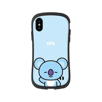 BTS BT21 Silicon Rubber iPhone Cases 6 / For iPhone 6 6S Gotamochi BTS MERCH BT21 MERCH KAWAII STORE
