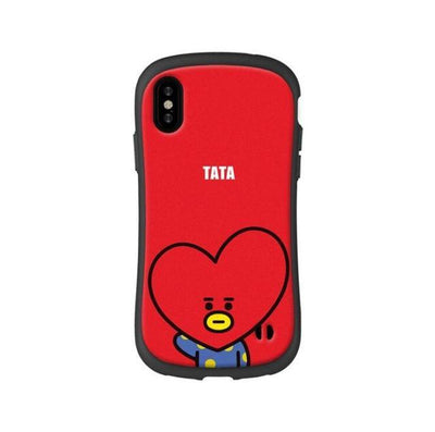 BTS BT21 Silicon Rubber iPhone Cases 7 / For iPhone 6 6S Gotamochi BTS MERCH BT21 MERCH KAWAII STORE