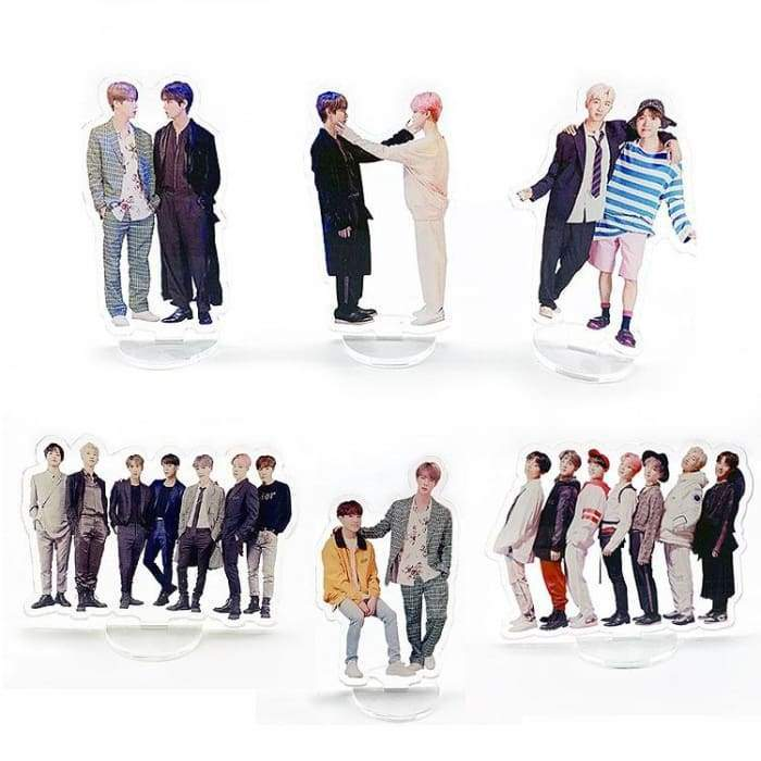 BTS FESTA 2019 Standing Plaque Gotamochi BTS MERCH BT21 MERCH KAWAII STORE
