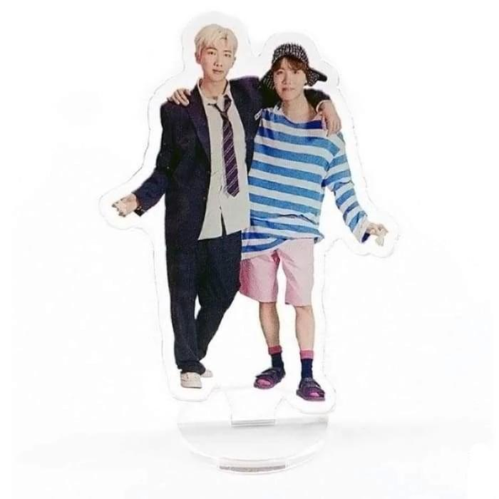 BTS FESTA 2019 Standing Plaque RM-JHOPE Gotamochi BTS MERCH BT21 MERCH KAWAII STORE