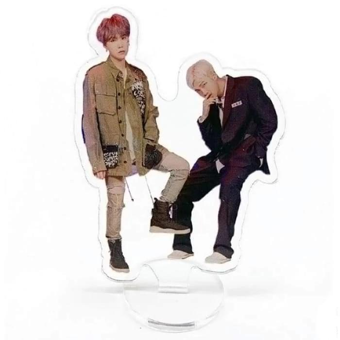 BTS FESTA 2019 Standing Plaque SUGA-RM Gotamochi BTS MERCH BT21 MERCH KAWAII STORE