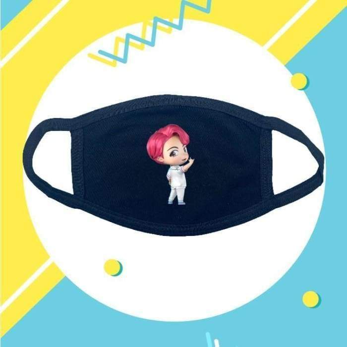 BTS House Of BTS Character Mask JUNGKOOK Gotamochi BTS MERCH BT21 MERCH KAWAII STORE