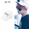 BTS Jimin - I Think About You Sometimes Cap - GOTAMOCHI KPOP BTS MERCH KAWAII Shop - BTSIDOL