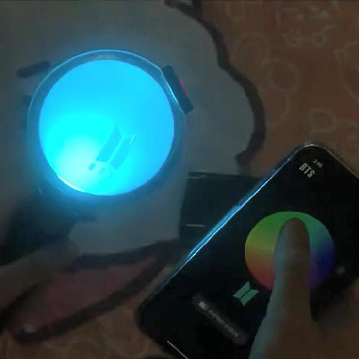 BTS Light Stick (Official with Bluetooth) MAP OF THE SOUL Army Bomb Special Edition MAP OF THE SOUL Lightstick with Bluetooth Gotamochi BTS MERCH BT21 MERCH KAWAII STORE