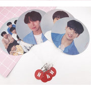 BTS Love Yourself World Tour Concert Fan (All Members) [Limited Edition] Gotamochi BTS MERCH BT21 MERCH KAWAII STORE