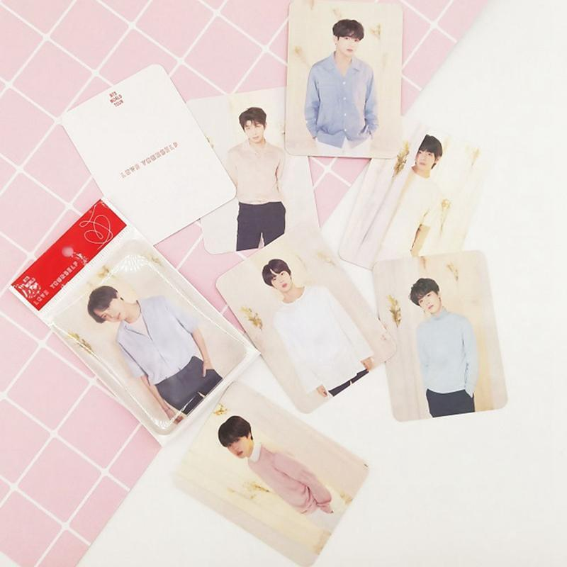 BTS Love Yourself World Tour Concert Photo Cards [Limited Edition] - GOTAMOCHI KPOP BTS MERCH KAWAII Shop - Stationery Set