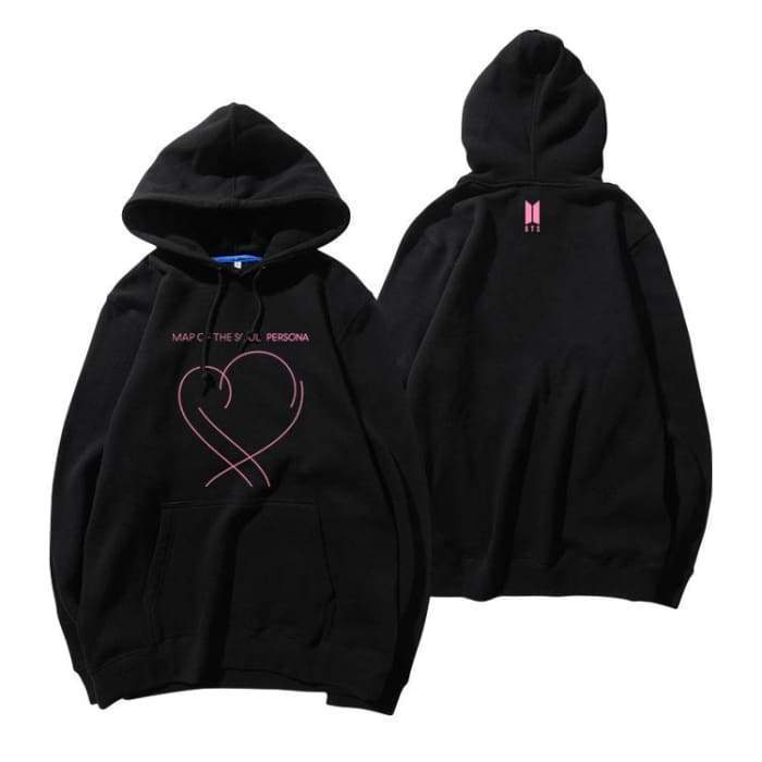 BTS Map Of The Soul Persona Album Hoodie