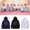 BTS Map Of The Soul Persona Album Hoodie - GOTAMOCHI KPOP BTS MERCH KAWAII Shop - Hoodies & Sweatshirts