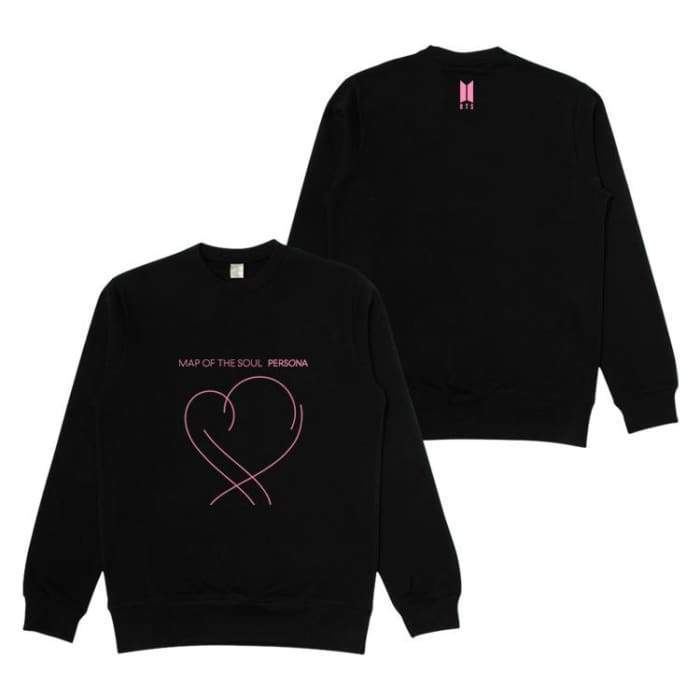 BTS Map Of The Soul Persona Album Sweatshirt