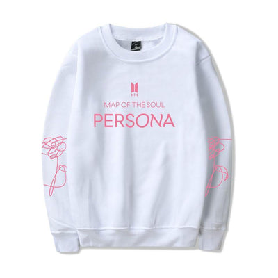BTS Map Of The Soul PERSONA Sweater - GOTAMOCHI KPOP BTS MERCH KAWAII Shop - Pullovers