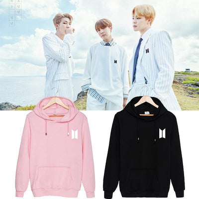 BTS Season's Greetings Hoodie Gotamochi BTS MERCH BT21 MERCH KAWAII STORE