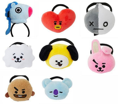 BTS x BT21 Headbands Gotamochi BTS MERCH BT21 MERCH KAWAII STORE
