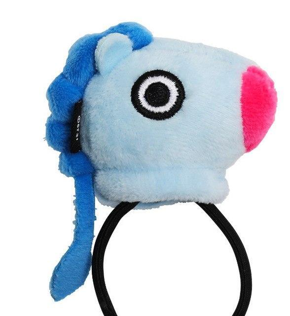BTS x BT21 Headbands MANG / Headband Gotamochi BTS MERCH BT21 MERCH KAWAII STORE