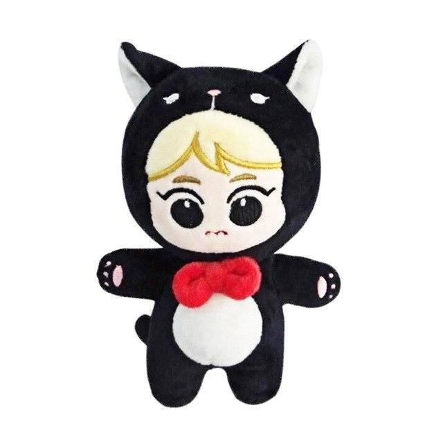EXO Animal Plush Doll A XIU MIN Gotamochi BTS MERCH BT21 MERCH KAWAII STORE
