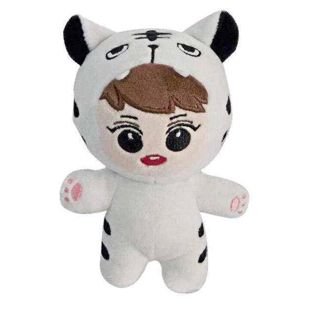 EXO Animal Plush Doll F CHAN YEOL Gotamochi BTS MERCH BT21 MERCH KAWAII STORE