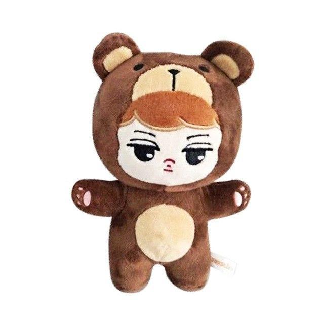 EXO Animal Plush Doll G KAI Gotamochi BTS MERCH BT21 MERCH KAWAII STORE