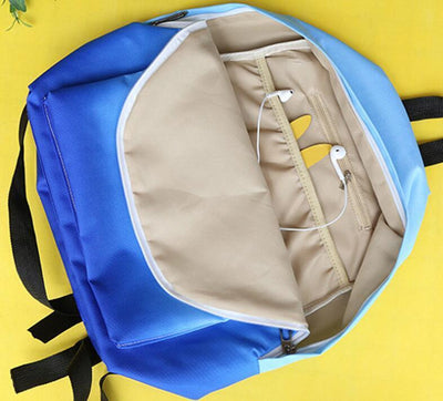 GOT7 Gradient Canvas Backpack - GOTAMOCHI KPOP BTS MERCH KAWAII Shop -