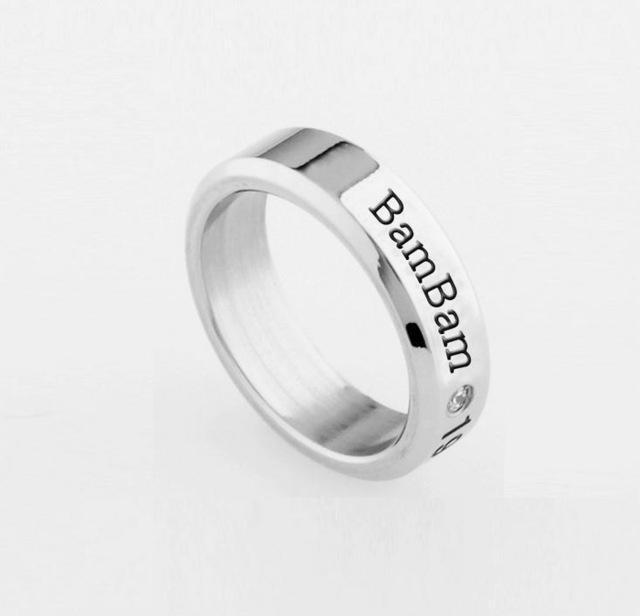 GOT7 Jewel Ring BAMBAM Gotamochi BTS MERCH BT21 MERCH KAWAII STORE